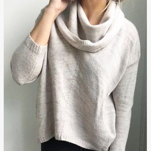 EXPRESS Knit Turtle Neck Sweater